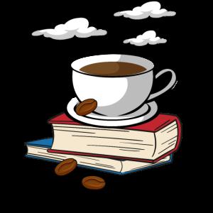 Bücher Und Kaffee Lesen