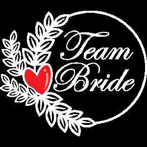 Junggesellinnenabschied Team Bride Hochzeit