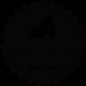 Speedway Motorsport Since 1923 - Black (Schwarz)
