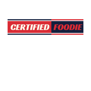 certified foodie