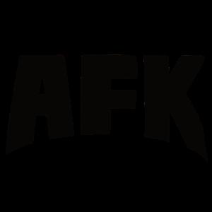 AFK Away From Keyboard Gamer
