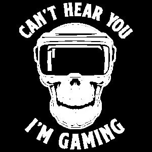 Lustige Virtual Reality Ich Hör Dich Nicht Zocke