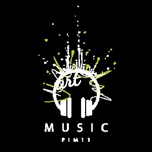 MUSIC ART - FARBIG