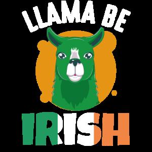 Lama sei irisch