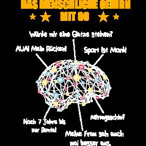 Das menschliche Gehirn mit 60 - Jahrgang 1961