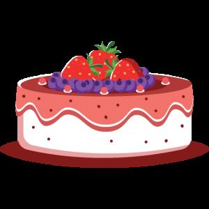 Kuchen Beeren Kuchen-Dekorateur Geschenk