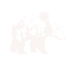 Bär Illustration aus Bäumen Bären