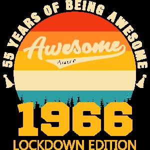 55 Geburtstag 2021 Lockdown Geburtsjahr 1966