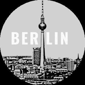 Urban Retro Stadt Berlin City Deutschland Germany