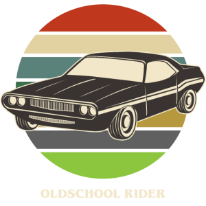 Oldschool-Rider - Oldtimer - Vintage - Retro