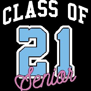 Klasse von 2021 Senior
