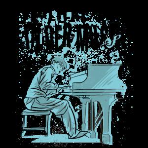 Piano Klavier Pianist Musik Klavierlehrer