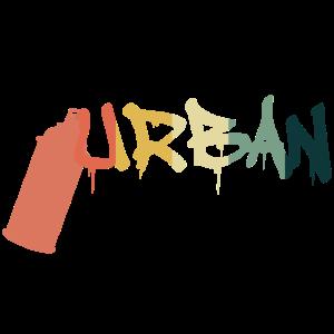 Urban Sprayer Stadt