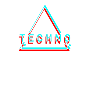 Techno Rave electro geschenk bass