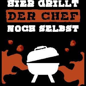 Chef Grillen Grill Bbq Chefkoch Grillsaison Steak