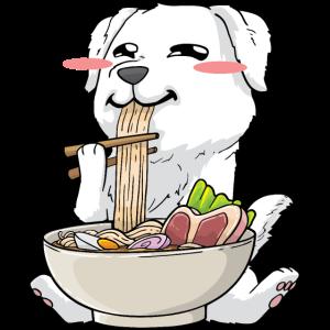 Pyrenäen Ramen Anime Kawaii