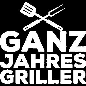 Ganzjahresgriller Lustiges Grillmeister Geschenk