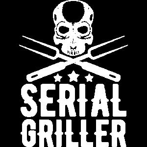 Grillen Serial Griller Lustiges Grill Outfit
