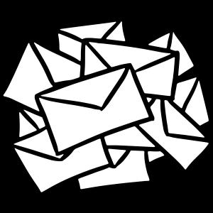 Briefe Postbote letters Briefpost Post Nachrichten