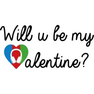 Valentine blk