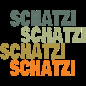 Schatzi Mausi Kosename