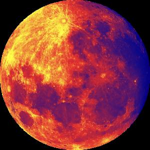 Magma Vollmond