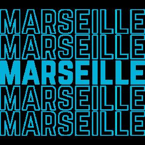 Marseille Frankreich