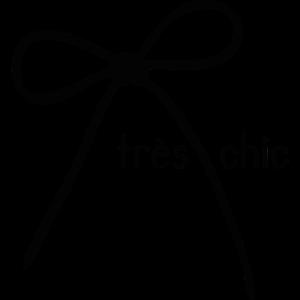 Tres Chic Schick Schleife Dresscode