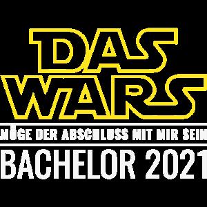 Bachelor 2021 Möge der Abschluss mit mir sein