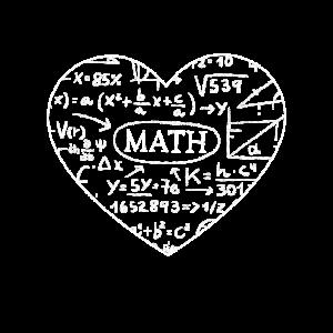Mathe Mathematik Liebe Mathematiker