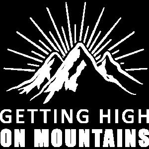 Cooler Berg Spruch Wandern Alpen Geschenk