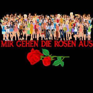 Mir gehen die Rosen aus   Bachelor   keine Rose