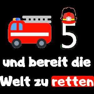 5. Geburtstag Feuerwehr
