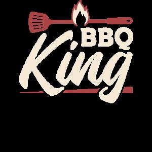 Grillen Griller | Grillparty | BBQ King Geschenk