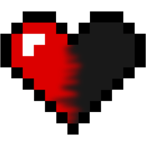 My heart goes bi - Groß