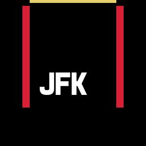 Bordkarte AGP an JFK
