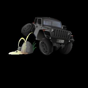 GOT FLEX? - OFFROADER Crawler - Grau
