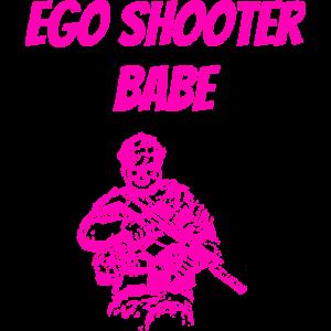 Ego Shooter Babe