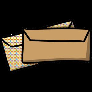 Briefe Briefumschläge Post envelopes mail