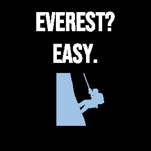 Everest? Easy. (Mount Everest Souvenir)