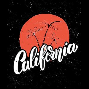 Santa Cruz Vintage CA Californien Surfer Geschenk