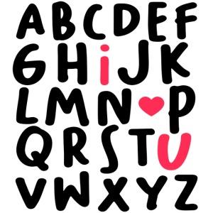 Happy Valentine auf logopädisch
