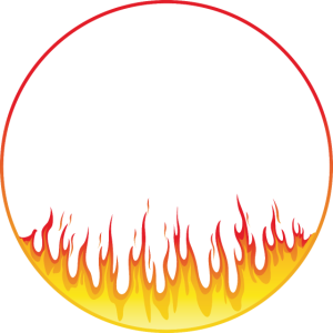 Kreis on fire