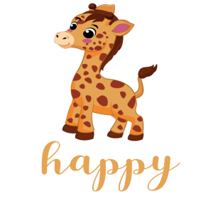 Giraffes Make Me Happy You Not So Much
