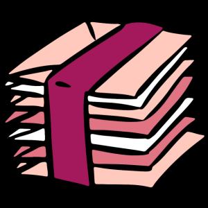 Briefumschläge Sekretärin Briefe Geschenkidee