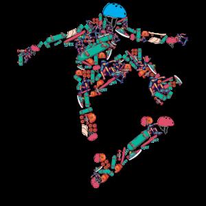 Skateboard, Skateboards, Halfpipe Hawk