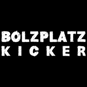 Bolzplatz kicker, weiß