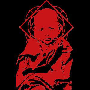 Sacred Tibetan Child