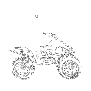 life is better with a quad bike rad fahren helm
