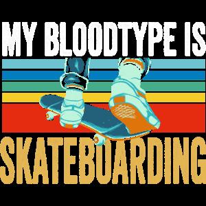 Skateboard Skatepark Skater Geschenk